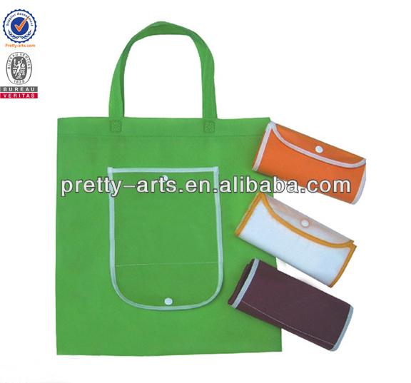 hot sell 100% eco-friendly good quality custom foldable non woven bag