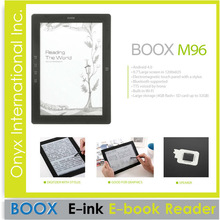 Onyx Big Touch Screen 9.7'' inch E-ink Ebook Reader