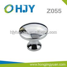 Factory direct cabinet drawer shower door knob chrome