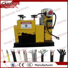 EU standard high quality desktop wire stripping machine
