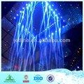 De vidro de água fonte de parede, digital com o logotipo ou a luz