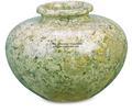 Coral ronda florero de mármol FV287-2