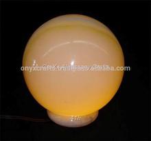 globo de forma lâmpada onyx 41h