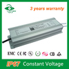 CE approved IP67 led driver transformer 24V driver led 100w