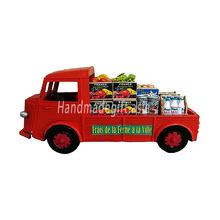 Decorative wood truck - French Farm Truck