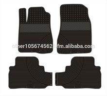 Latex/rubber mat nail backing Custom design wholesaler price with BENZ/Lamborghini/Porsche/Lotus/JAGUAR