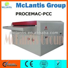 Offset plate processor