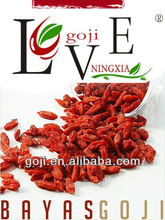 Dried fruit--ORGANIC GOJI BERRY--berry