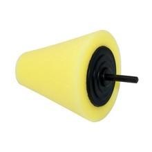 best car detailing wheel foam polishing cone