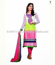 Neck Designs For Salwar Suits | new model dress 2014