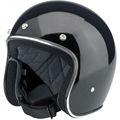 2014 wanyi brillo de color negro para casco de moto