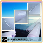Latest decorative self adhesive vinyl film/vinyl sticker/Transparent car sticker