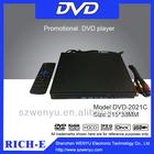 Top selling mini usb dvd player home dvd