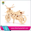 Toywins cross-country motorcycle promotional gift puzzle 3d puzzle motorcycle