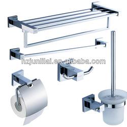 Stainless steel bathroom sets bath accessories