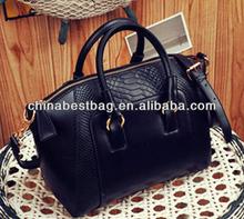 High quality pu handbags popular women tote bags