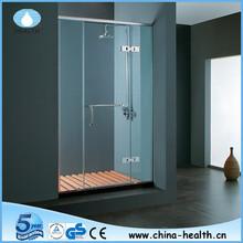 Frameless Hinge Shower Door JL713