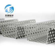 Galvanized Hexagonal Hole Perforated Sheet Plastic