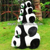 corporate anniversary gifts china's national treasure soft stuffed panda plush toys