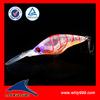 Hard ABS Long Lip Shrimp Fishing Lure