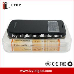 2600mAh Galaxy S4 Mini i9190 Rechargable Power Case (SE035-2)