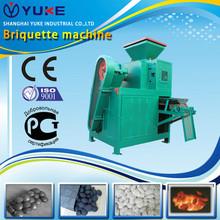 Coal Powder Ball Press Making/briquette/Briquetting Machine/Equipment/plant/mechanical
