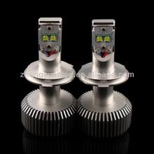 5000lm,30W,DC11-28 H4 high and low beam LED car headlight,auto headlamp