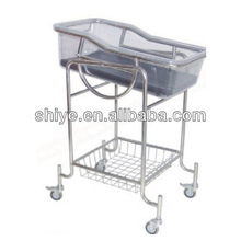 BC-534 hospital baby crib