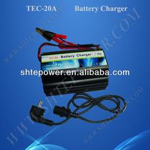 Portable Solar Batttery Charger 24V 20A