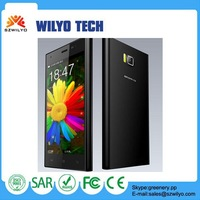WS37 Cheap 5.0 inch OEM Smartphone M3 Phone GSM Quad Band Android Phone