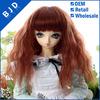 Professional Doll Wig Factory YG06 curly doll wig