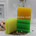 Made in China melhor transparente marcas de sabão em pó