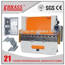 sheet metal cnc folding machine,copper bending machine with Delem DA52