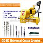 high precision sharpening equipment capacity dai.3-28mm universal cutter grinding machine