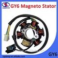Gy6 moto peças Magneto volante