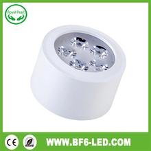 aluminum recessed down light 10w CITIZEN COB LED,adjustable recessed downlight