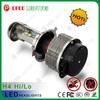 Hi/Lo Beam DC 12-24V Cree 2400LM 40w super bright led headlight bulb h4