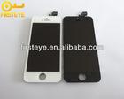 100% Original display digitizer for iphone 5 5G Mobile phone LCD