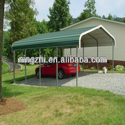 2 Cars Decorative Carport Metal Carports Carport Roofing