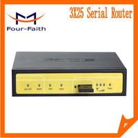 F3425 Industrail VPN Router 3G modem router with rj45 ethernet port for traffic control management