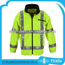 hot selling new design us polo jacket winter men's pu jacket ladies fox fur leather jacket