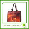 Stable shopping bag reusable