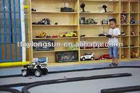 USA European Market Easy Assemble RC Car Race Track