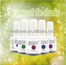 Fashion beauty choices acrylic wholesale nails polish, gel paint natural nail polish most popular gel nail color 2014