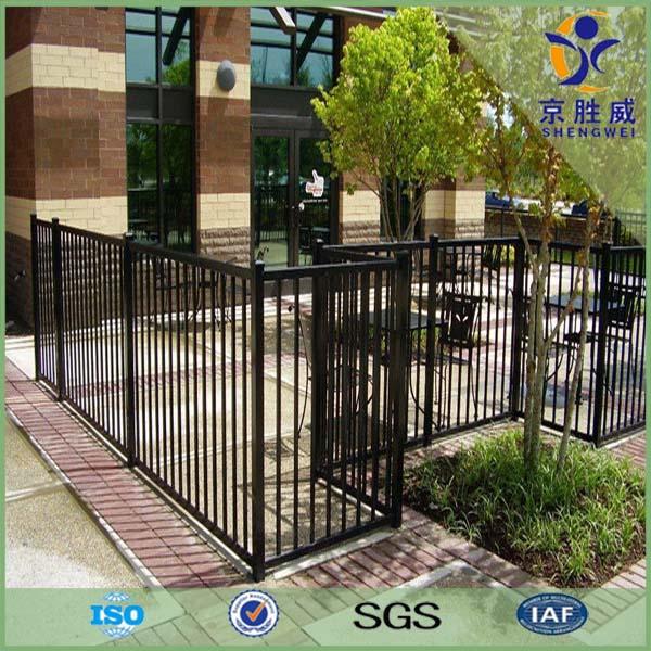 Decorative Luxury Wrought Iron Fencing Fences Elements