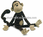 2014 Hot Custom Made Long Arms And Legs Monkey Plush Toys