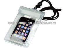 promotional sealed swimming waterproof case / Phone waterproof case