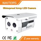 waterproof IR array led HD 800TVL CMOS top 10 cctv camera