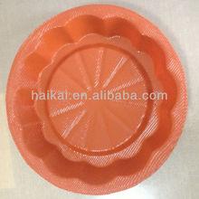 Flexible pan Mold Cake tool Non stick tray Silicone baking tray cake slice making tools