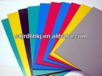 Crust Plastic PVC Sheet For Kitchen/Bathroom Cabinet Antiflaming PVC Sheet Manufacturer, Fireproof PVC Sheet